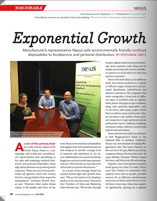 Exponential Growth Article