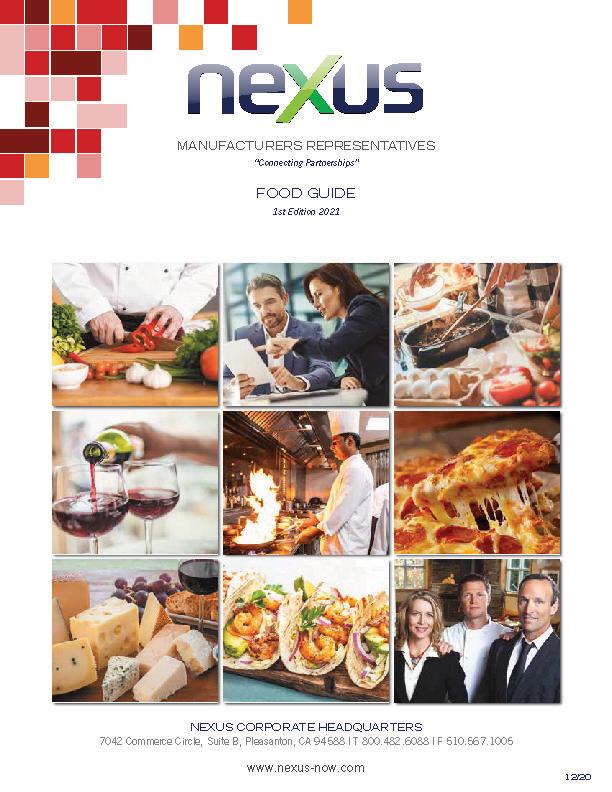 Nexus Food Guide